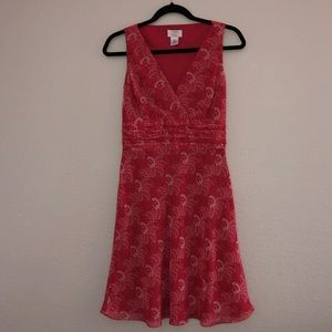 Anne Taylor LOFT| Dress Sz 0P